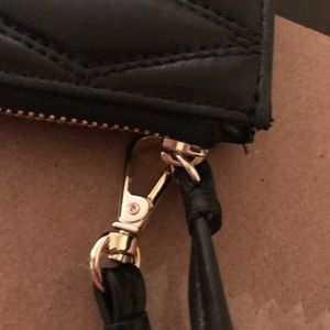 Dkny Bags - DKNY Black Wristlet Wallet